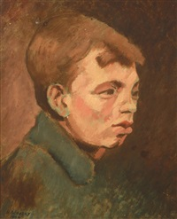 a bermondsey boy by horace asher brodzky