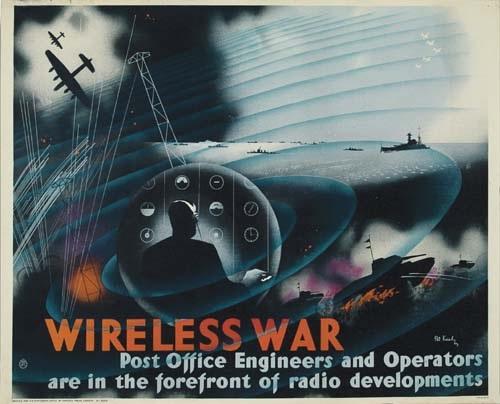 Wireless war by Pat Cokayne Keely on artnet