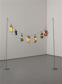 untitled (lantern) by eva marisaldi