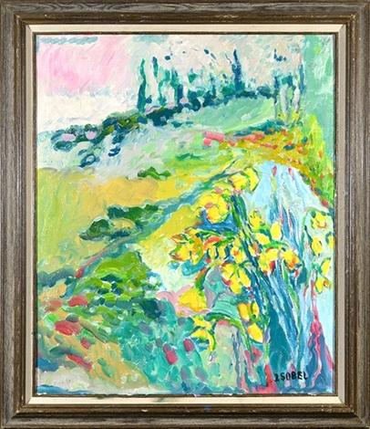 daffodils by judyta sobel