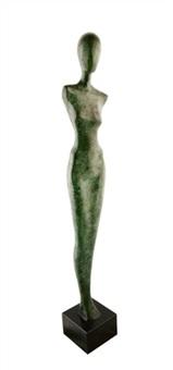 standing figure by nicola godden