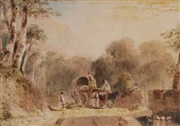 the vegetable cart by samuel austin