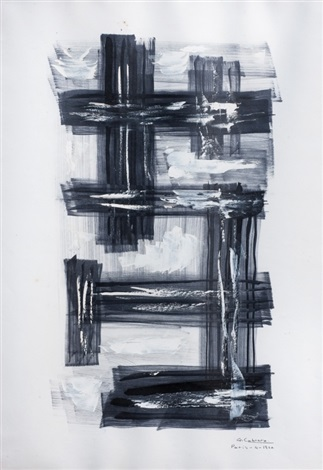 abstracto by germán cabrera