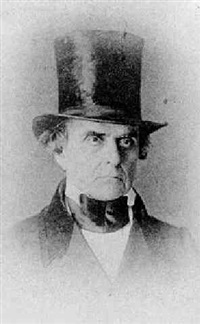 portrait of daniel webster by frederick gutekunst