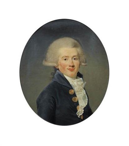portrait de jean conrad hottinguer by joseph boze