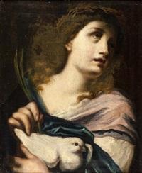 sainte julie by carlo francesco nuvolone