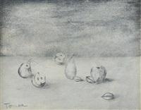 natura morta con frutti by fiorenzo tomea