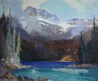 canadian landscape by leonard richmond