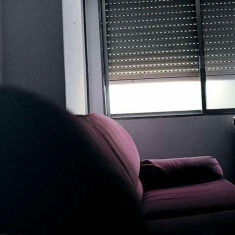 santiago red sofa by elisa sighicelli
