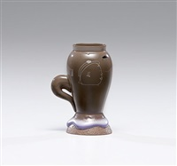 untitled cup from the sightings series by ron nagle