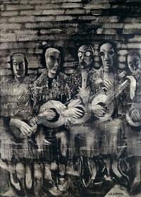 manang quintet by onib olmedo