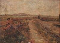 le repos dans le champs by emilio vasarri