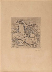 a. les deux baigneuses (die zwei badenden) by pierre-auguste renoir
