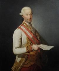 kaiser leopold ii. by josef kreutzinger
