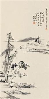 春江渔隐 by xiao junxian