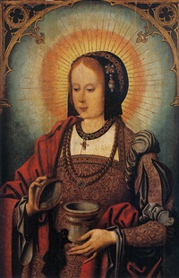 sainte marie-madeleine by master of the mansi magdalene