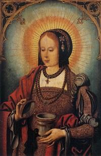 sainte marie-madeleine by master of the mansi magdalene