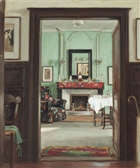 the drawing room by patrick william adam