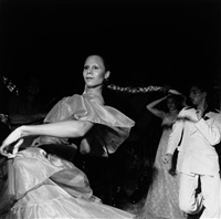 studio 54, n.y.c. by larry fink