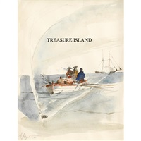 treasure island by andrew wyeth