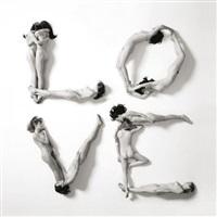 love n°3 by silas shabelewska