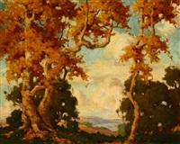 sycamore landscape by reva jackman