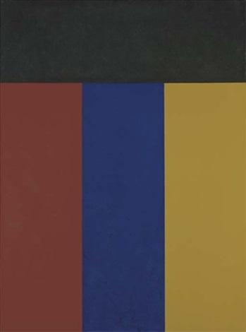elements v by brice marden
