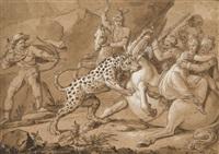 la chasse au léopard by conrad martin metz