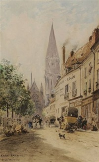 vendôme by edme-emile laborne