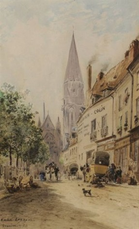 vendôme by edme emile laborne