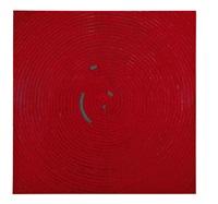 hyperbolic spiral by bharti kher