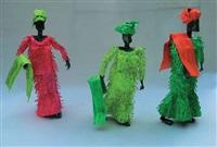 tasel ladies by sokari douglas camp