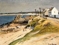 paysage breton by pierre alexis lesage