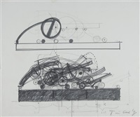 untitled (hannibal ii) by jean tinguely