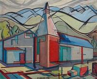 nelson landscape by frank gross