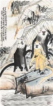 猴 by xu peichen