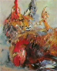 le coq by nicolae blei