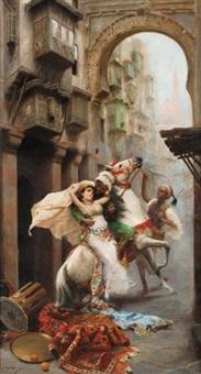l'enlèvement de la jeune orientale by fabio fabbi