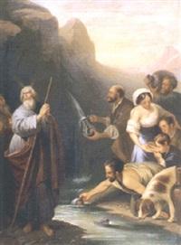 religiöst motiv by berndt abraham godenhjelm