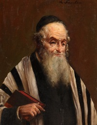 rabbi by lazar krestin