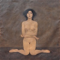 front nude by xue yanqun