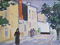 royan by samuel john peploe
