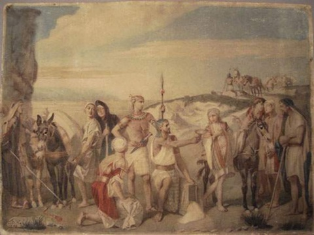 histoire de la vie de joseph by alexandre bida