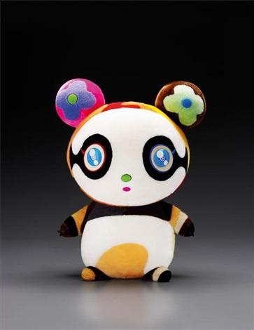 petit panda by takashi murakami