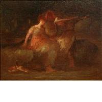 sibyl by robert loftin newman
