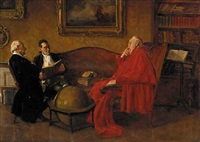 the learned discussion by hans kratzer