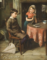 the lesson by john wells smith