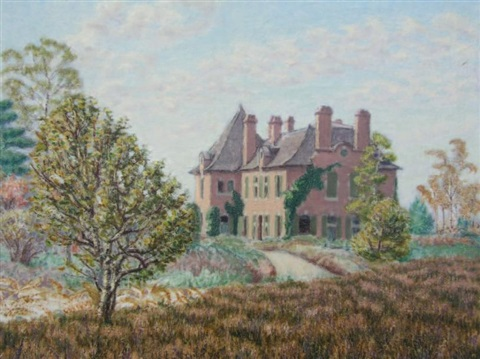 le manoir by charles lacoste