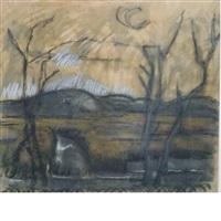 landscape by henry varnum poor