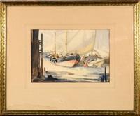 sailboats by giovanni boldini